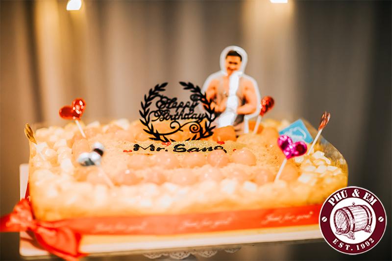 Tiệc Sinh Nhật tại Sang Boutique Đà Nẵng